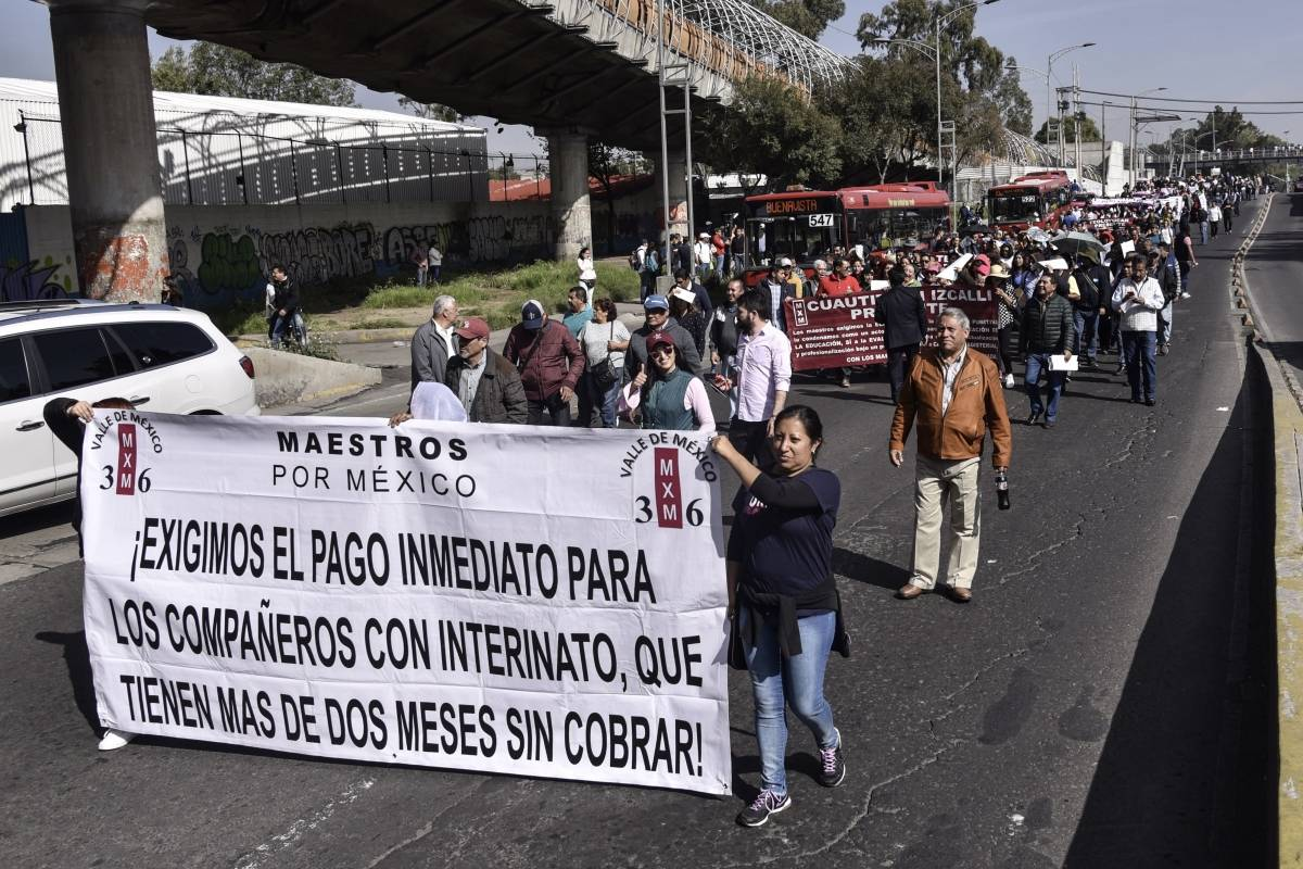 Maestros por México ha sido relacionada con Elba Esther Gordillo. Foto: Cuartoscuro.