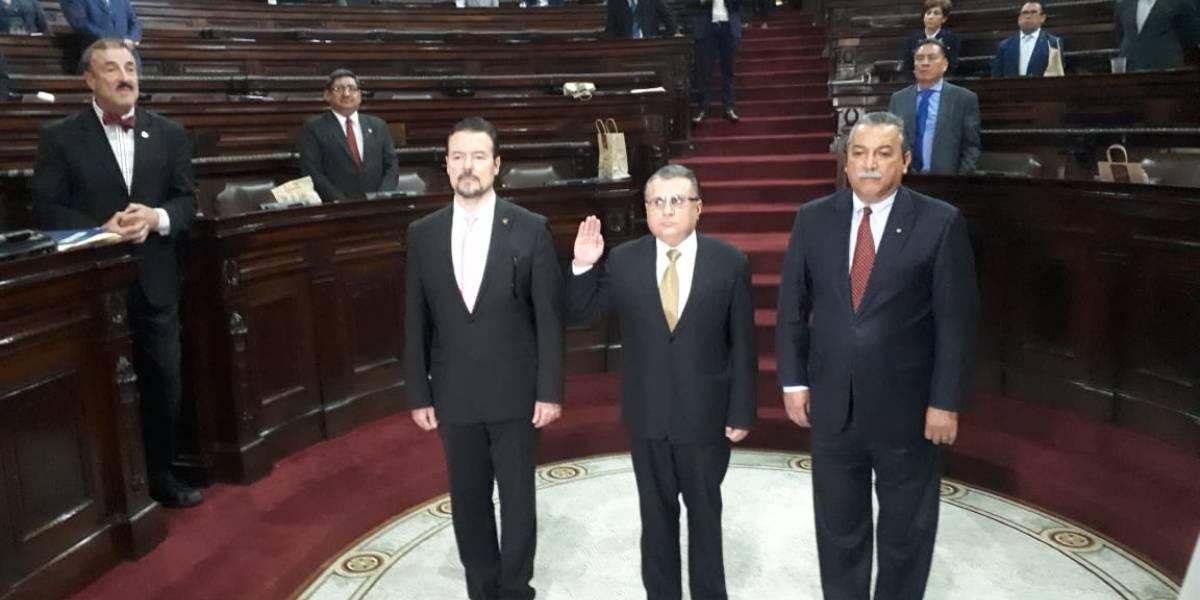 Manuel Duarte no tiene impedimento para ser magistrado de la CSJ