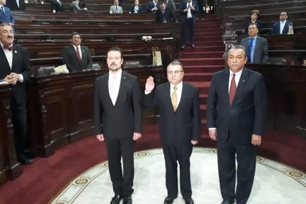 Magistrado Manuel Reginaldo Duarte Barrera.