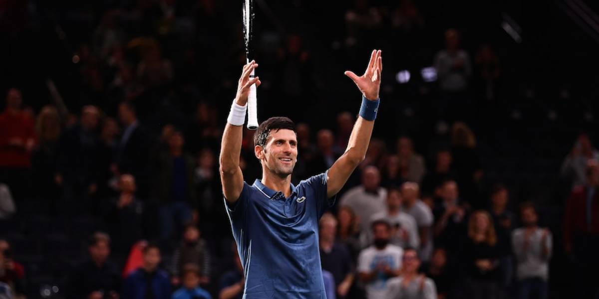 Djokovic y Zverev pasan a cuartos de final en París