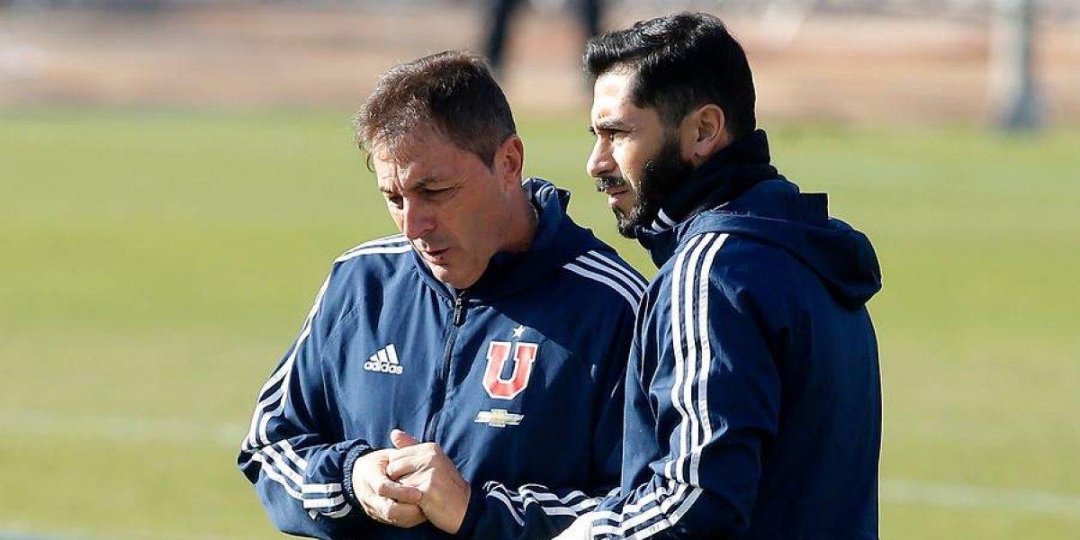 """Herrera acusa el mal clima en la U y pone en duda la continuidad de Kudelka: """"Para él es difícil continuar así"""""""