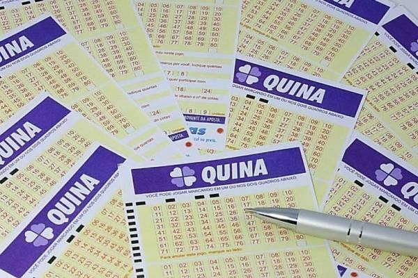 Quina - loteria