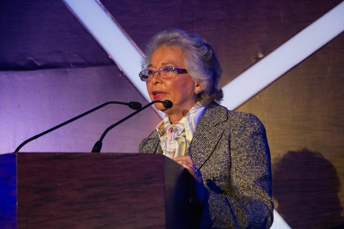 Senadora Olga Sánchez Cordero Foto: Cuartoscuro