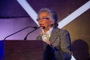 Senadora Olga Sánchez Cordero