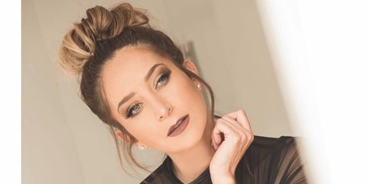 Geraldine Bazán se presenta públicamente con ¿su nuevo novio?