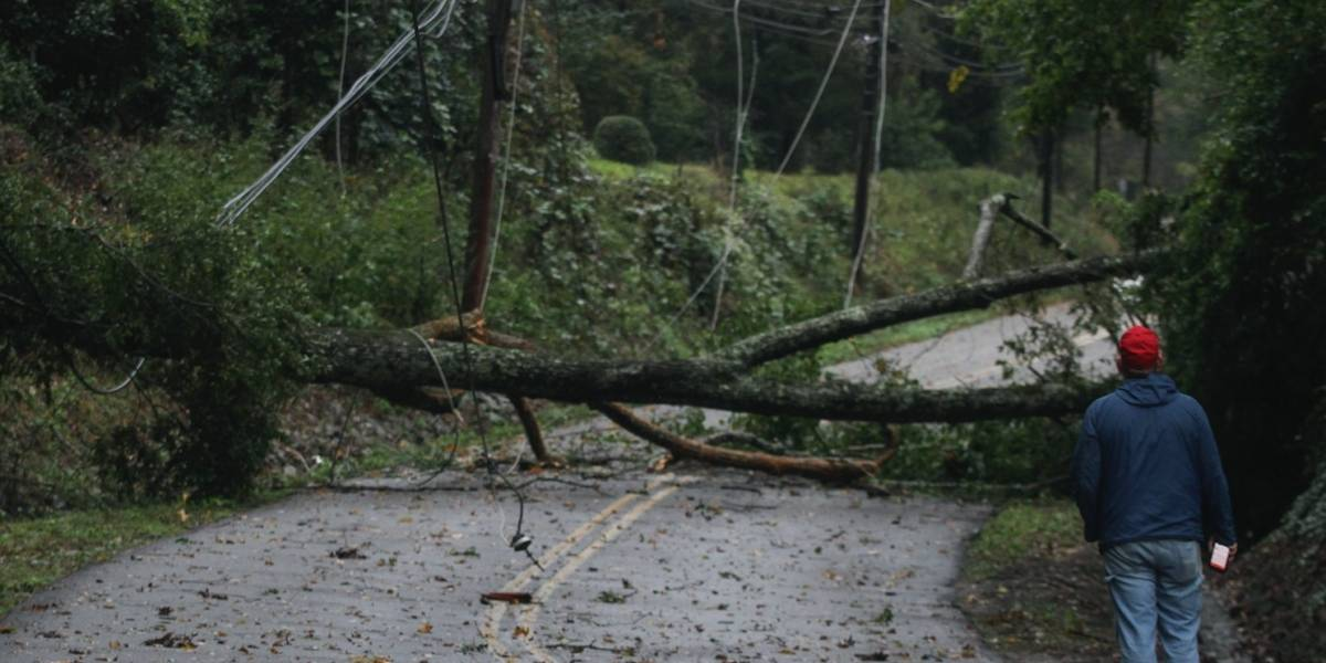 Tormentas causan daños en el sur de Estados Unidos