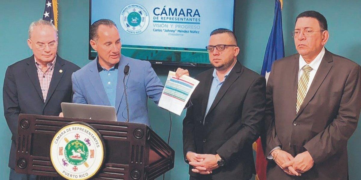 Cámara defiende su reforma contributiva