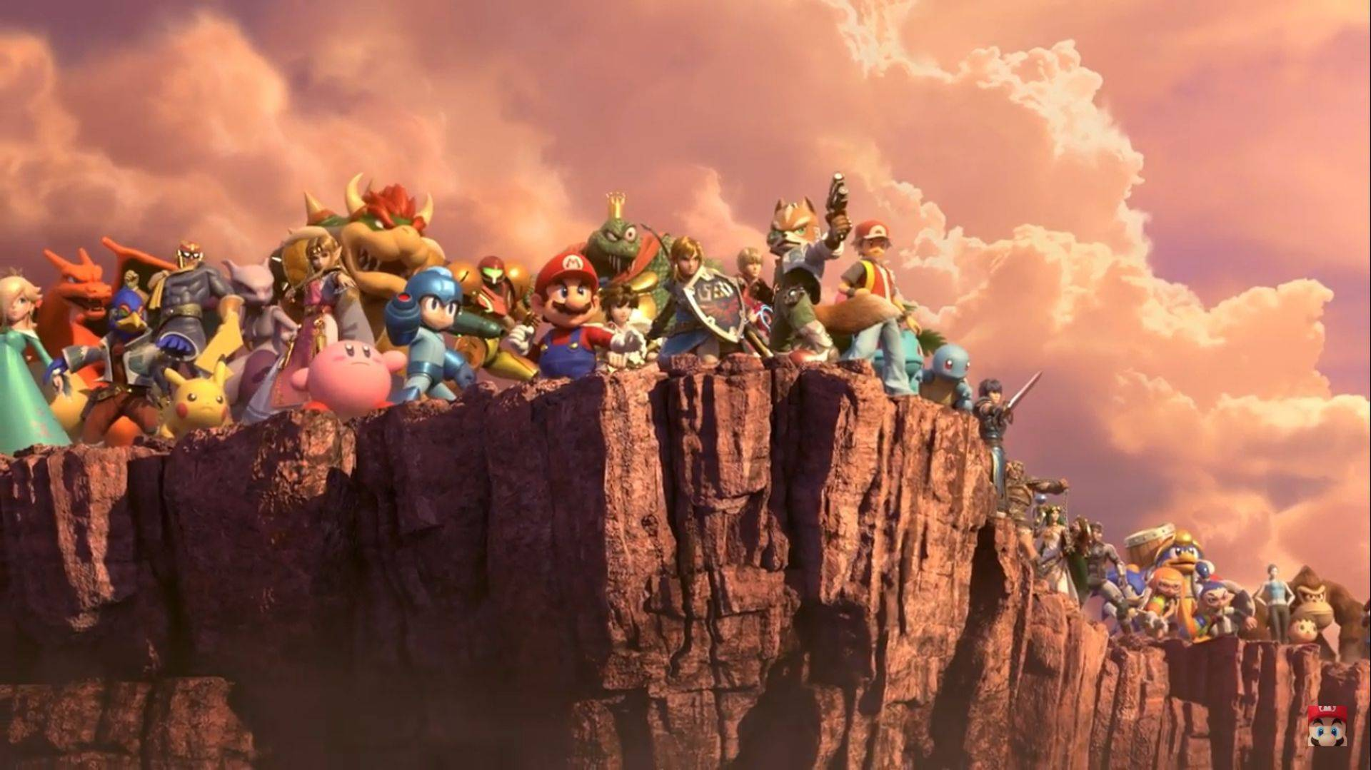 Todo Lo Que Debes Saber De Super Smash Bros Ultimate En Un Trailer