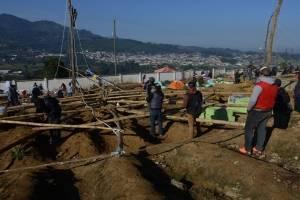 Barriletes gigantes de Santiago Sacatepéquez.