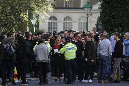Dos personas apuñaladas tras pelea entre empleados en Sony Music de Londres