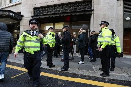 Sede de Sony en Londres es evacuada tras ataque a dos personas