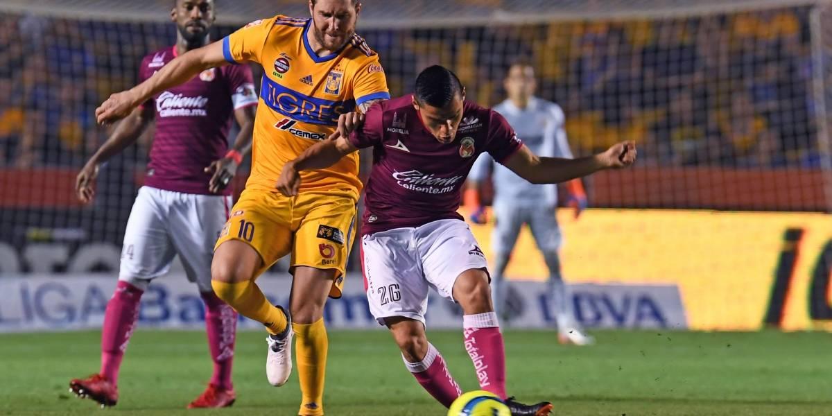 Tigres sacará la garra en Morelia contra la Catrina