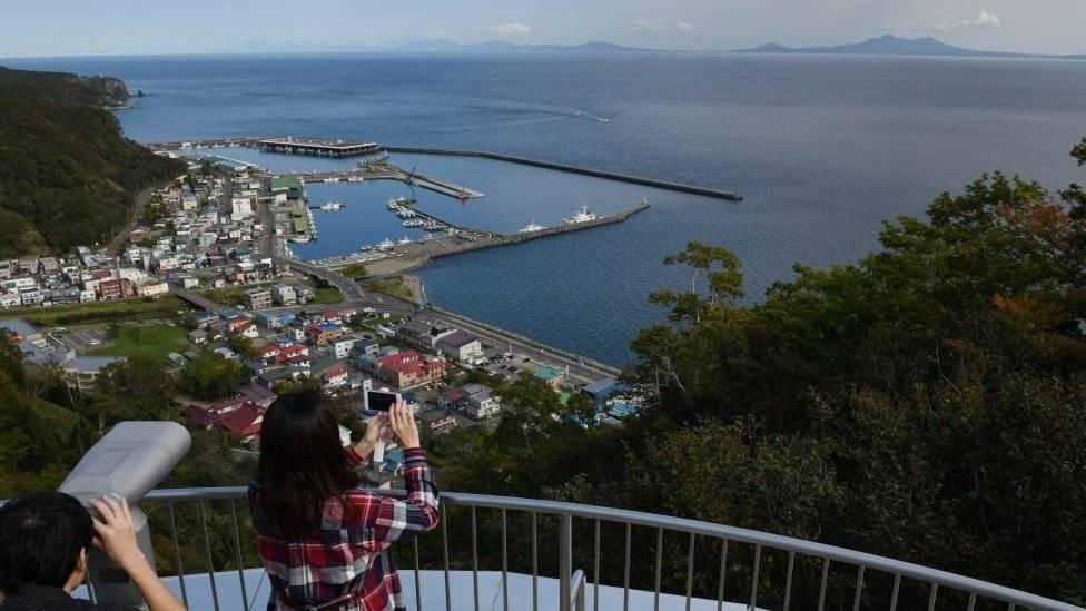 Desapareció una isla de Japón sin que nadie se diera cuenta