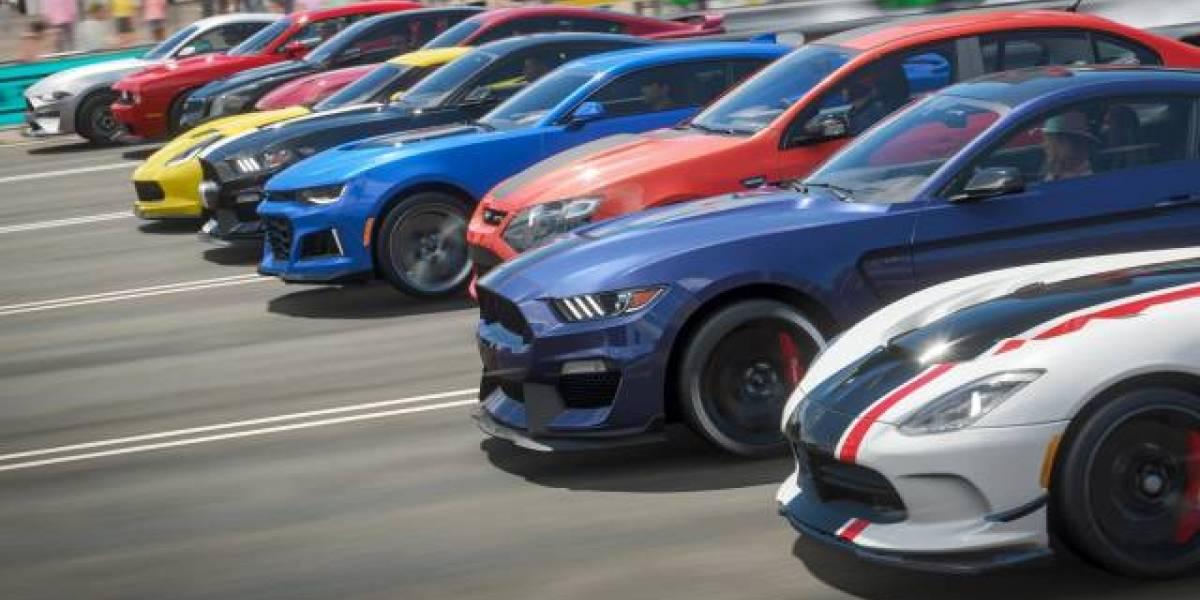 Forza Horizon 4: el juego definitivo para los fanáticos de los autos