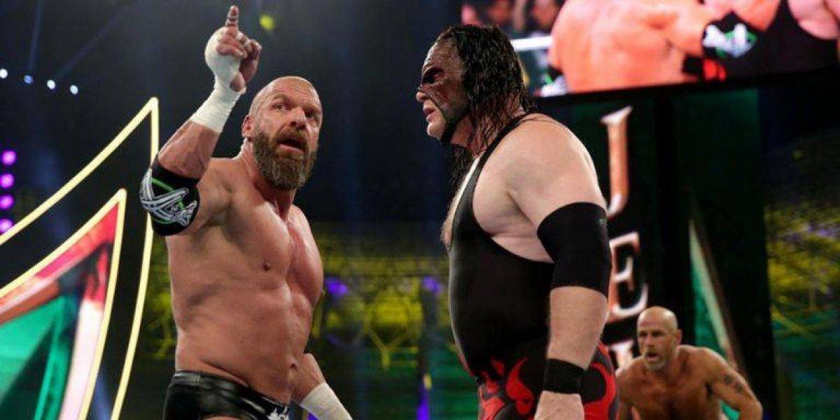 Lesión en entrenamiento obligará a Triple H a operarse