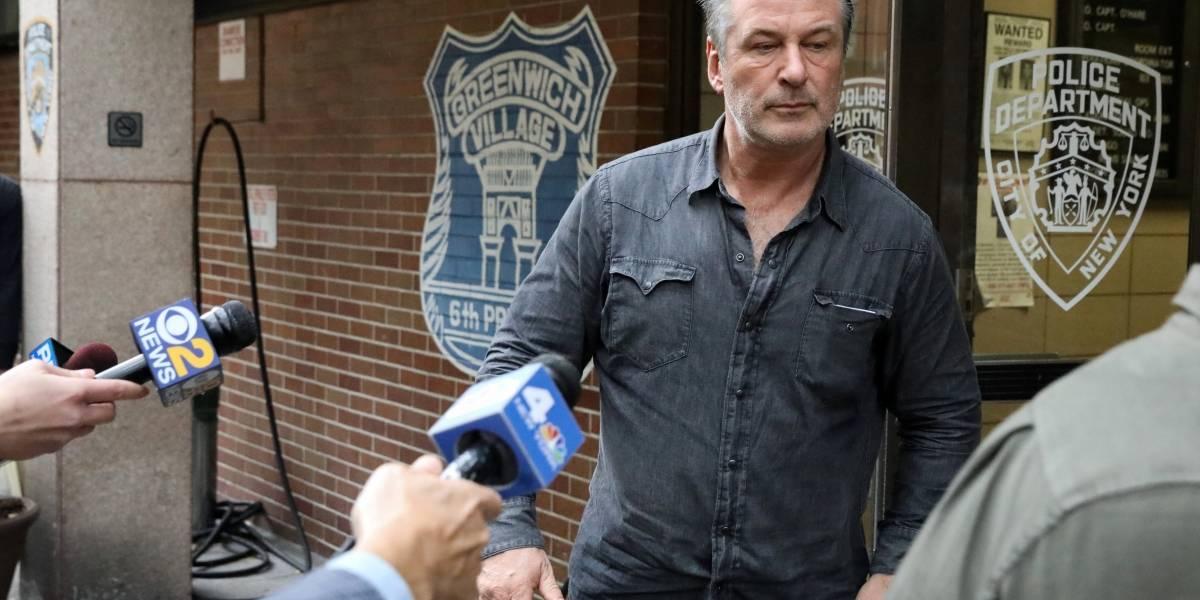 Ator Alec Baldwin é preso em briga por vaga de estacionamento em Nova York