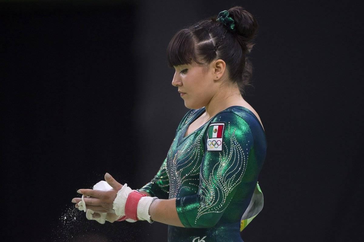 La mexicana fue muy criticada por su complexión |MEXSPORT