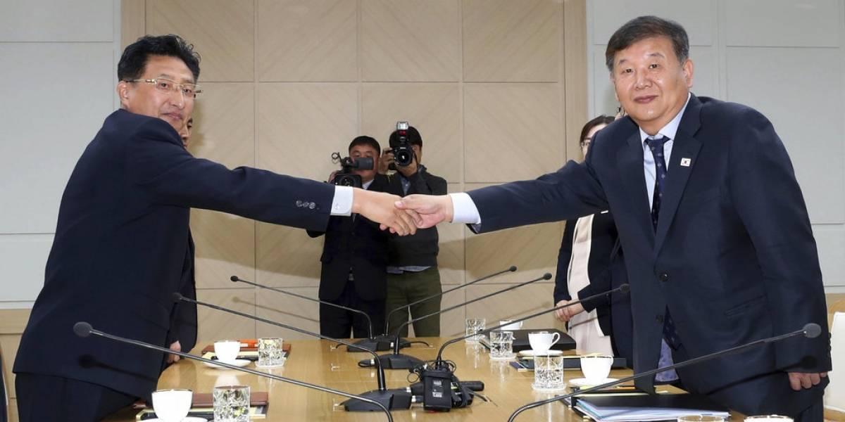 Las dos Coreas iniciarán contactos con el COI para candidatura a los Juegos 2032