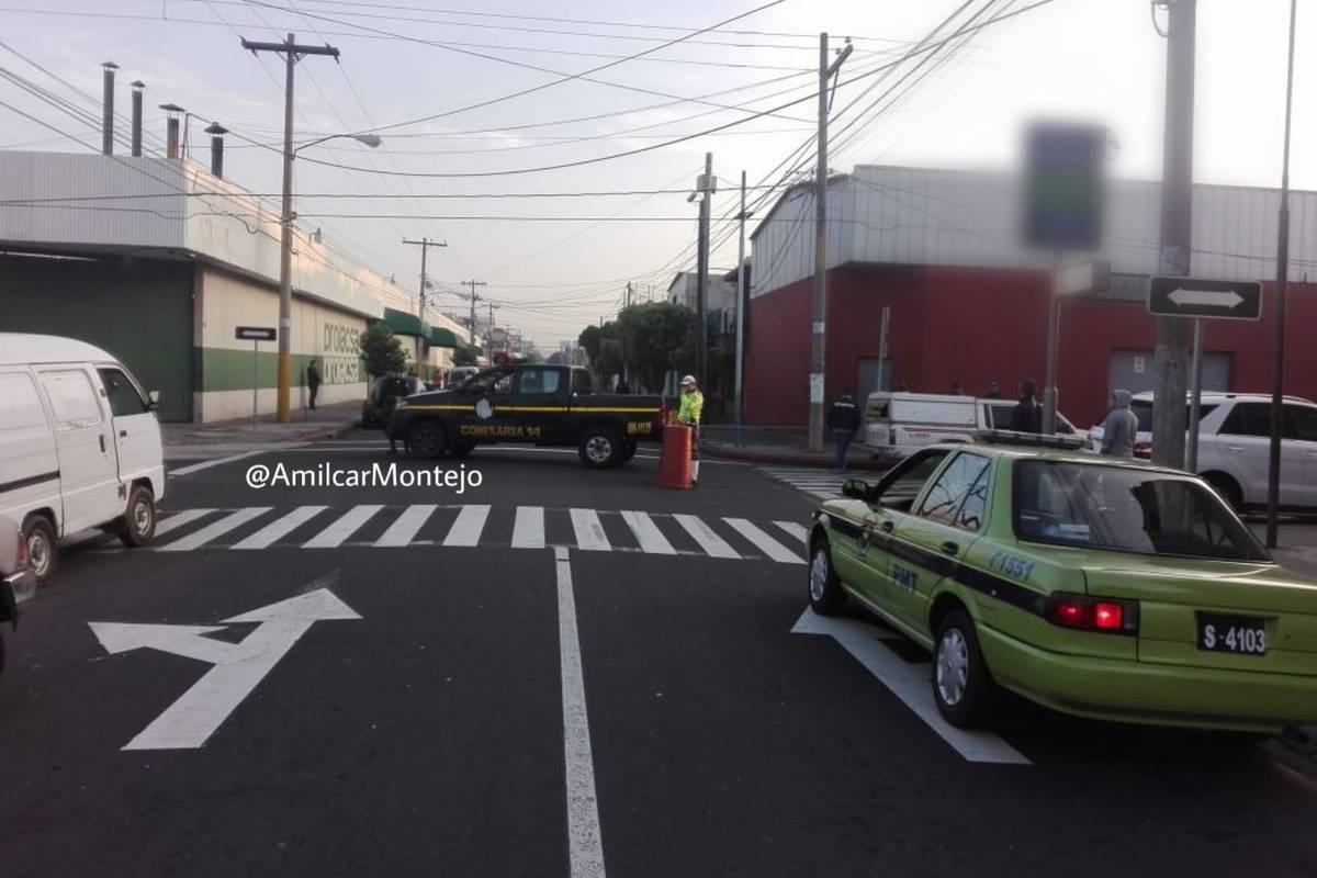 El ataque en la zona 11 ocurrió el 2 de noviembre. Foto: Amílcar Montejo