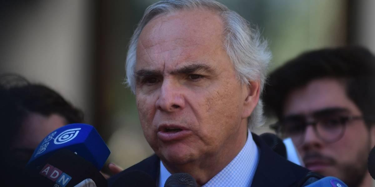 Gobierno rechaza asilo a Palma Salamanca y se lo manifestará al embajador francés