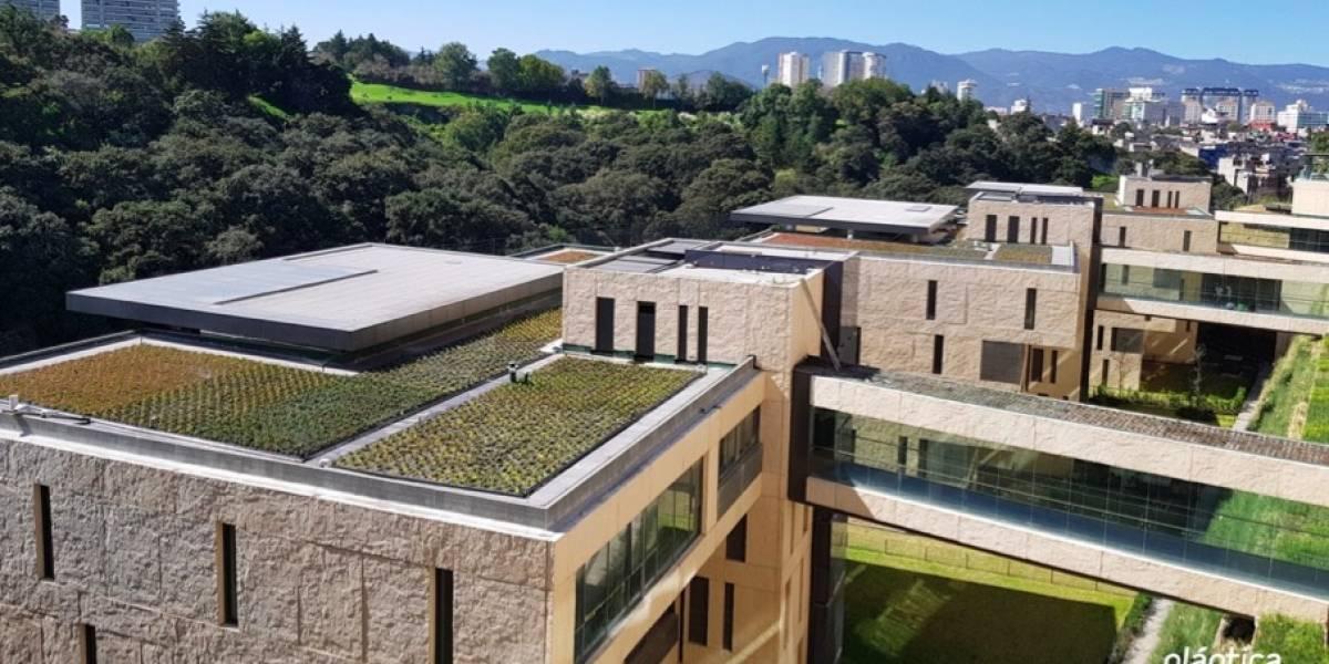 Azoteas verdes, la nueva 'moda' de los rascacielos