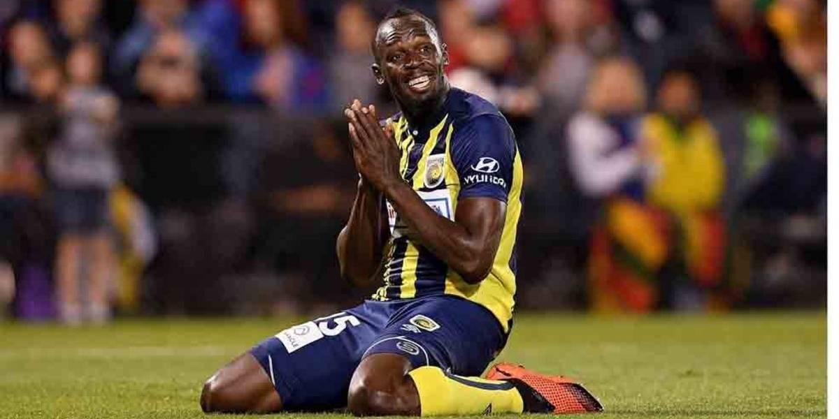 ¿Qué? Unión San Felipe quiere golpear en la Primera B contratando a... ¡Usain Bolt!