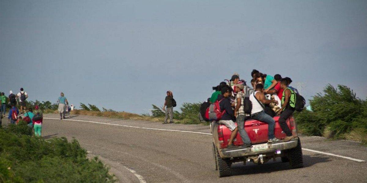 México permite entrada legal y ordenada de salvadoreños
