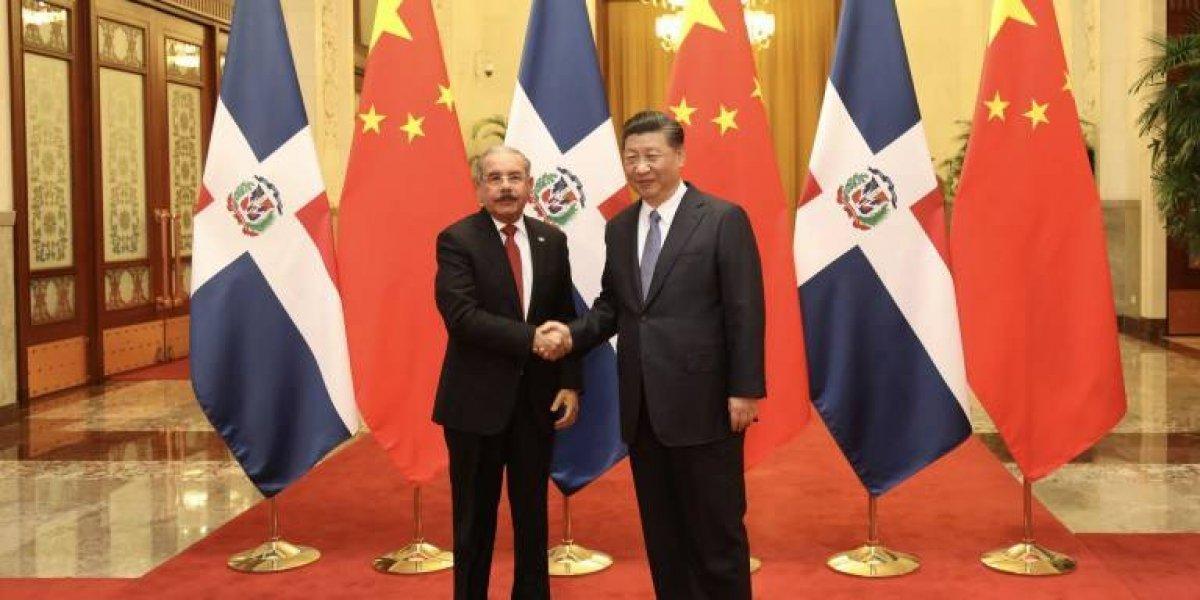 RD y China estrechan sus lazos con acuerdos de cooperación