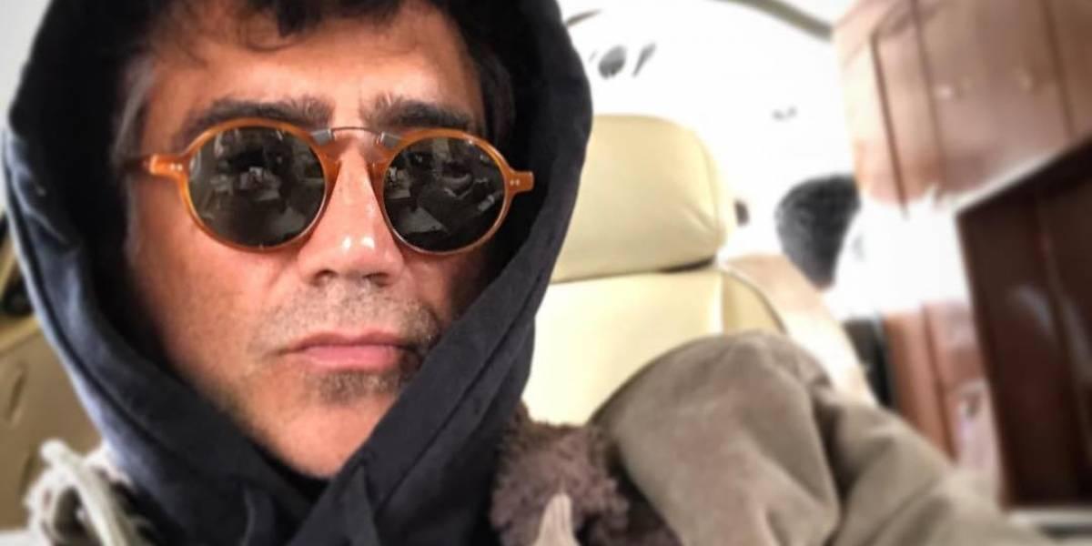 Con estas 2 fotos, Alejandro Fernández calló los rumores de haberse drogado en un concierto