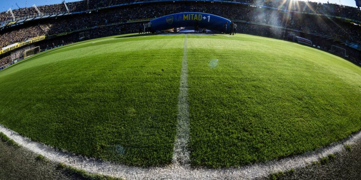 La final del siglo Boca-River en la Libertadores se jugará con público visitante