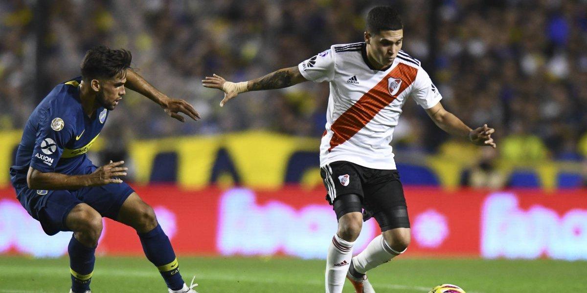 Final Boca Juniors vs River Plate triplica riesgo de infarto