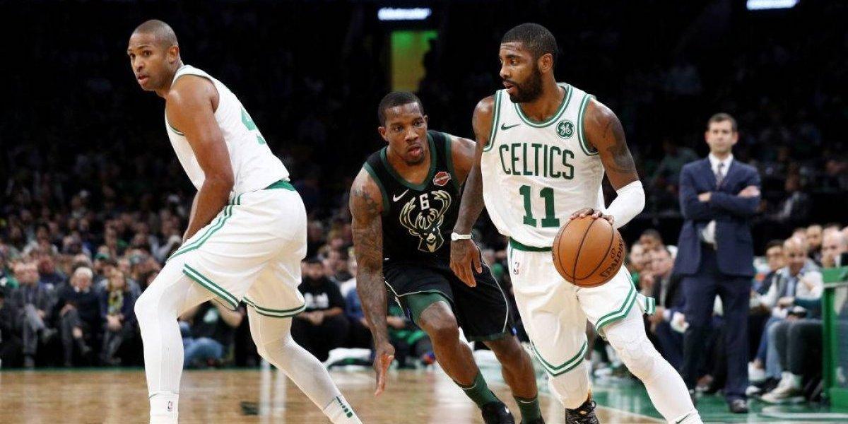 Boston sacó jerarquía y dejó a la NBA sin invictos tras vencer a Milwaukee