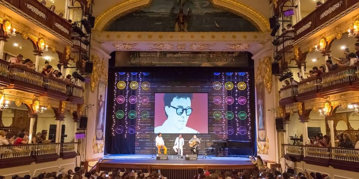 """Literatura, feminismo, divulgación científica: """"Hay Festival Forum"""" pisa por primera vez Santiago con potente parrilla"""