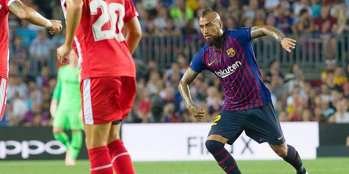 Así vivimos el empate del Barcelona de Vidal ante Valencia por la Liga española