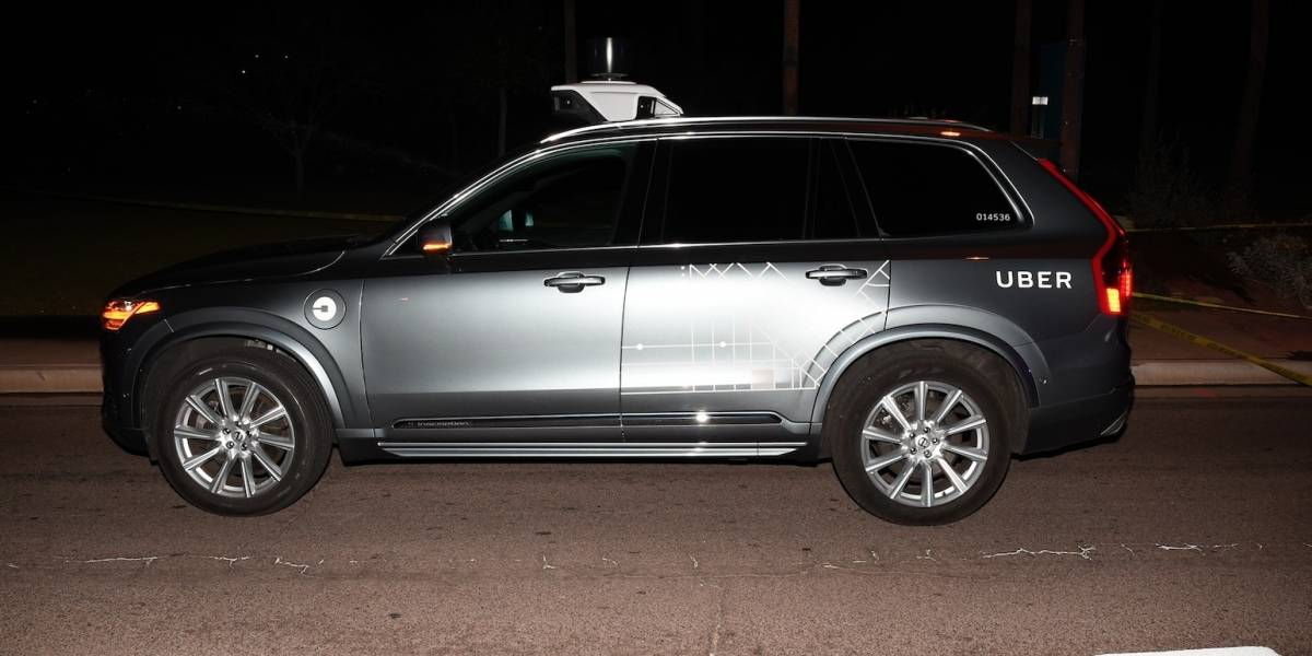 Uber quiere reanudar pruebas pese a accidente fatal