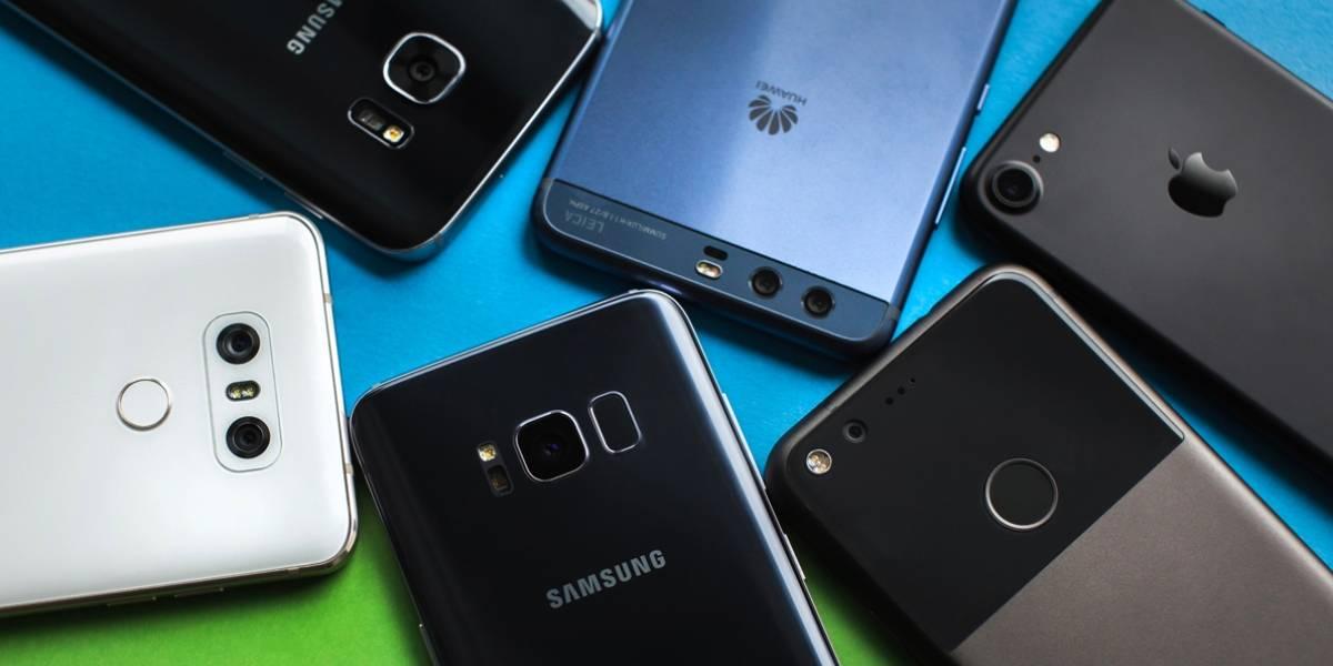 Colapsan ventas de smartphones en el mundo, Samsung es el más afectado