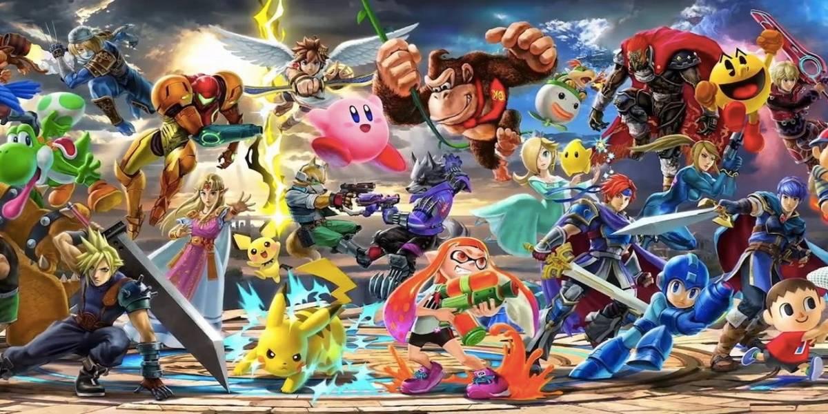 """""""Super Smash Bros. Ultimate"""" es comparado con """"Avengers Infinity War"""" tras revelar su nuevo modo historia"""