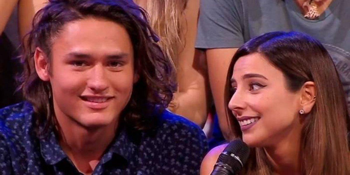 Daniela Castillo y Toarii Valantin anuncian el fin de su relación