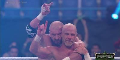 WWE Crown Jewel: DX derrotó a Undertaker y Kane en una lucha llena de nostalgia e historia