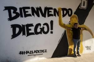 Maradona hizo el milagro en Sinaloa
