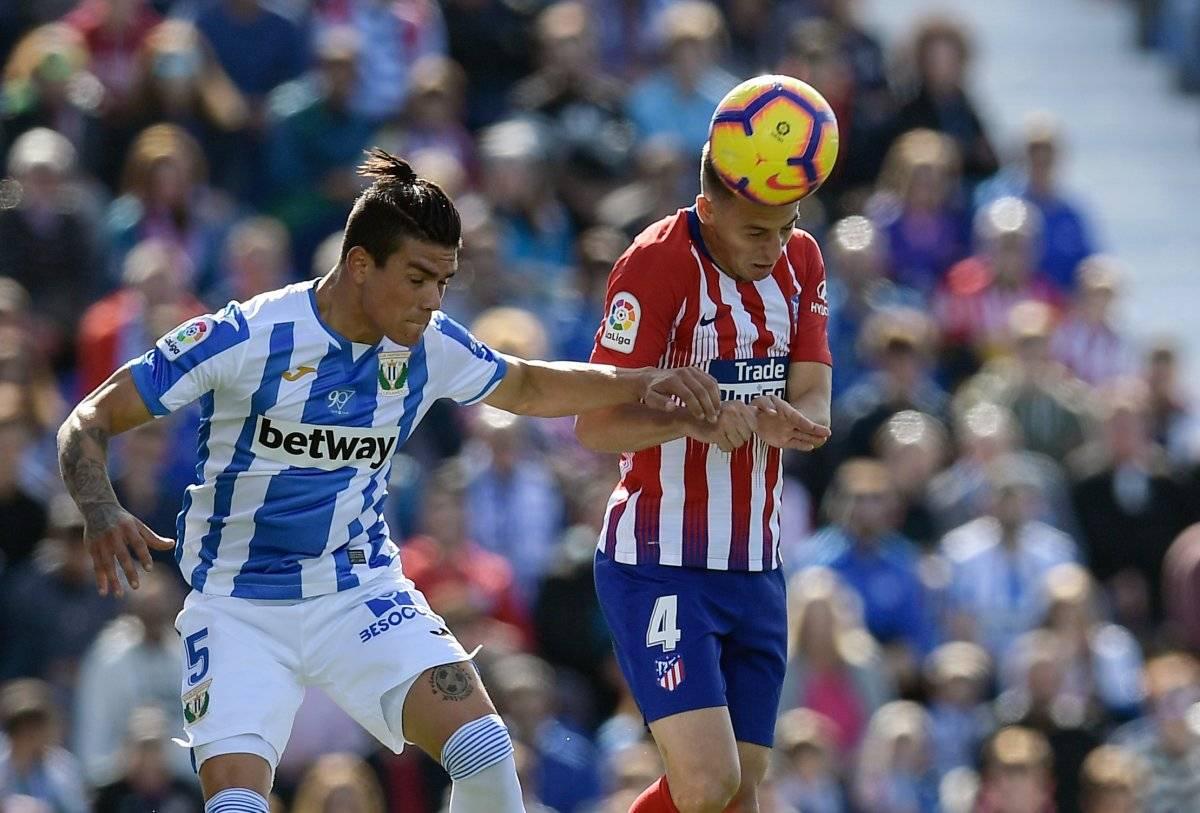 El Atlético cede terreno en la Liga