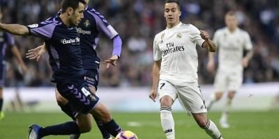 Imágenes del juego Real Madrid vs Valladolid
