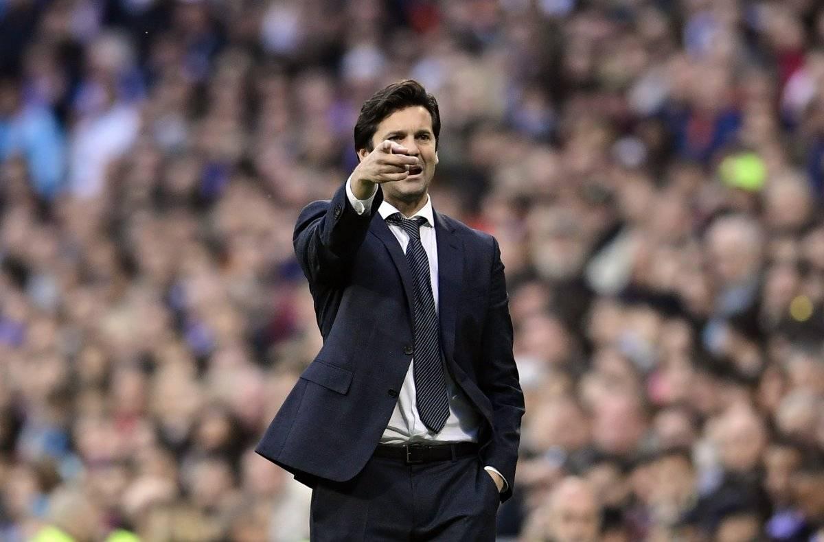Santiago Solari consiguió su primer triunfo en la liga al mando del Madrid