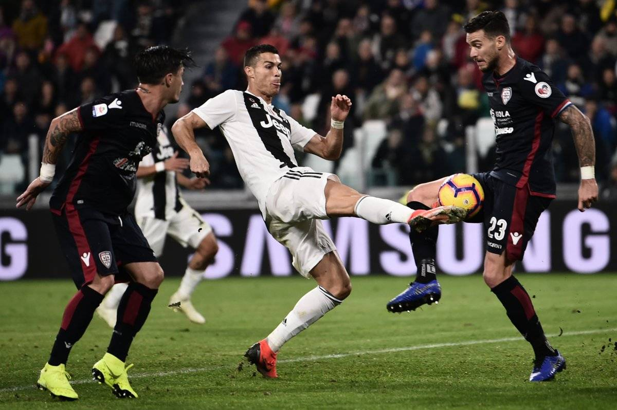 Cristiano Ronaldo no pudo marcar nuevamente