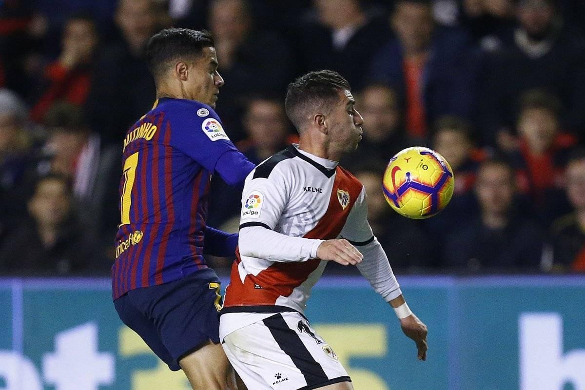 El Barça sufrió más de la cuenta.