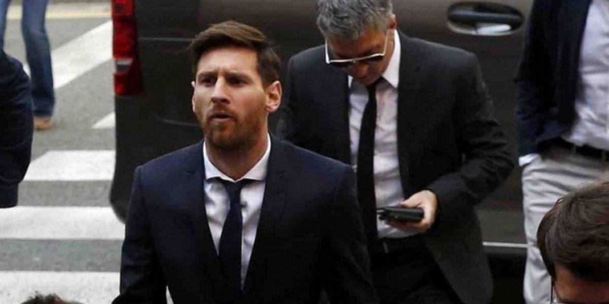 Piden investigar fundación de Messi por supuestas irregularidades