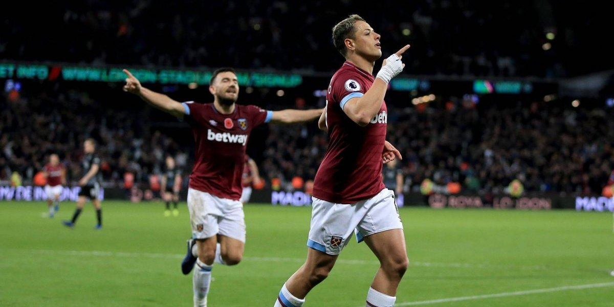 VIDEO: 'Chicharito' marca gol en la victoria del West Ham