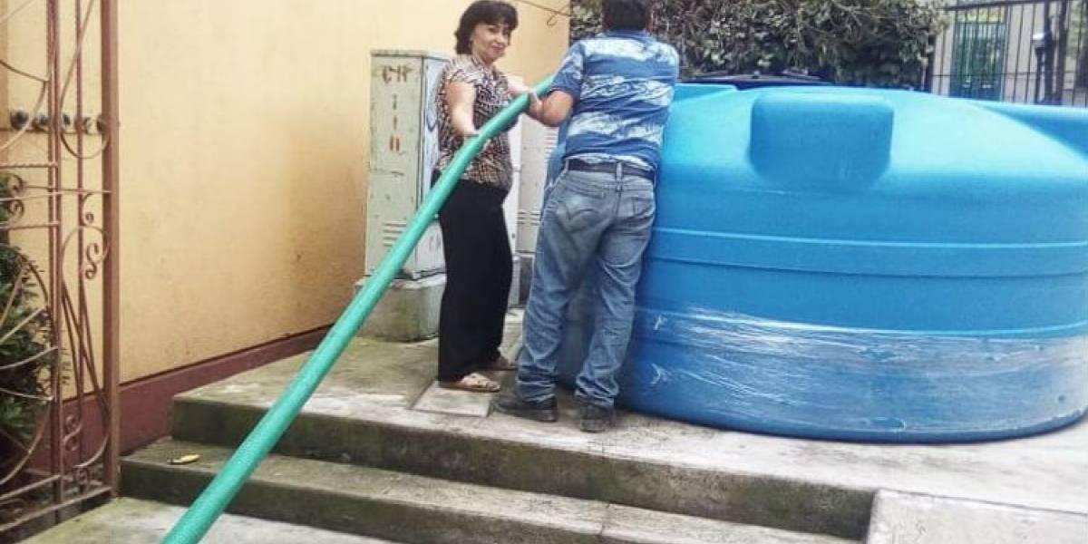 Coparmex exhorta a cambiar hábitos de consumo de agua