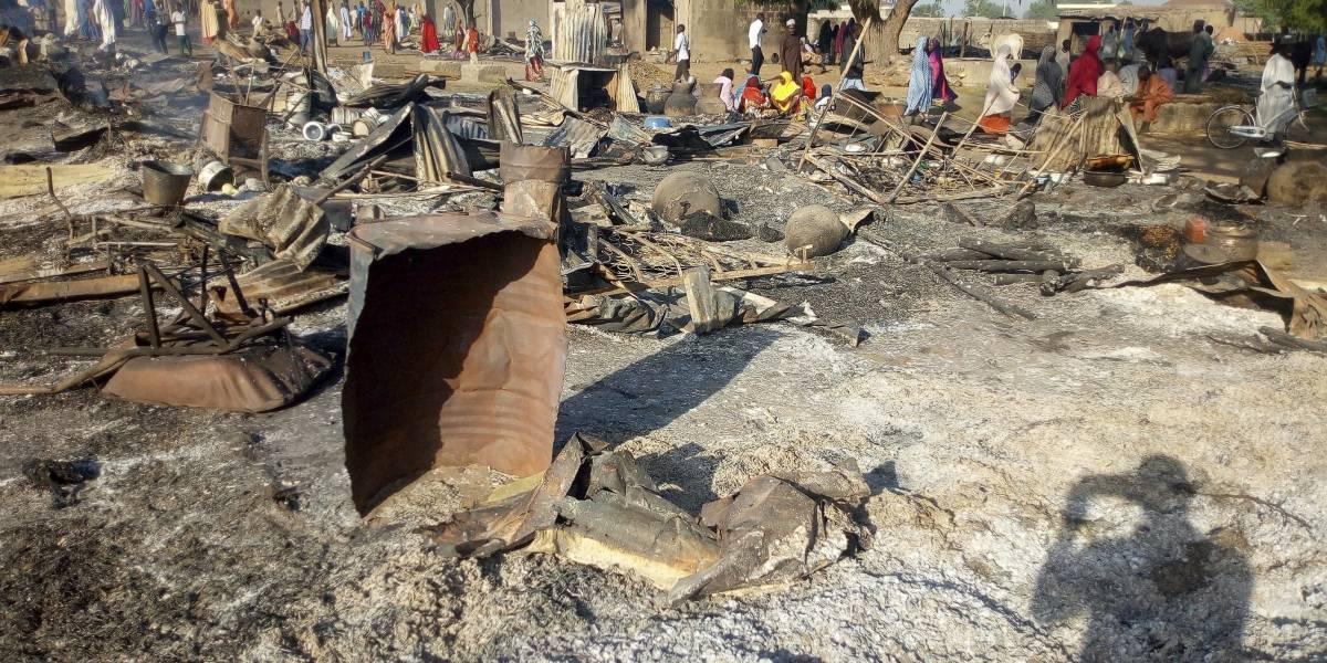 Ejército de Nigeria justifica matanza citando a Trump