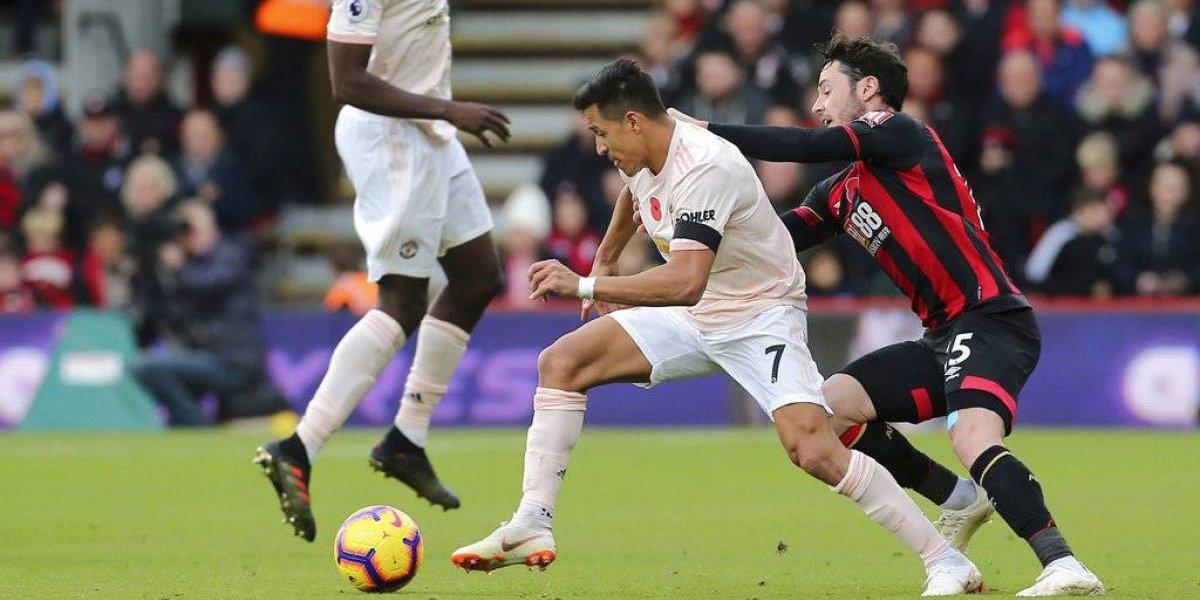 ¿Por qué Alexis Sánchez fue sorpresivamente titular en el United? Mourinho lo explica y además critica al equipo